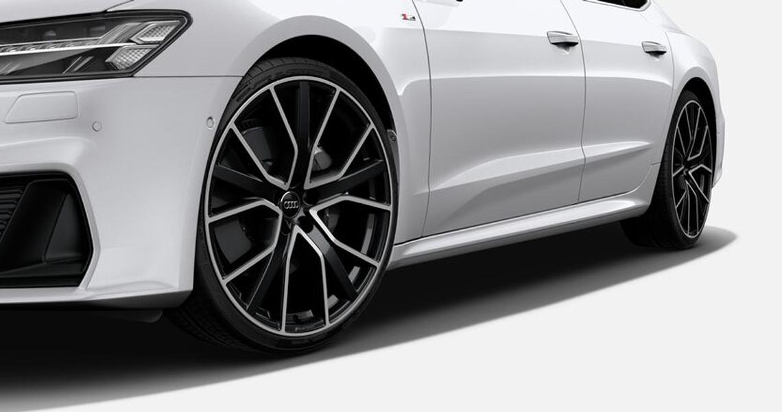 Wynajem Audi A7 S-Line Warszawa #5