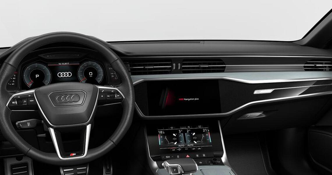 Wynajem Audi A7 S-Line Warszawa #7
