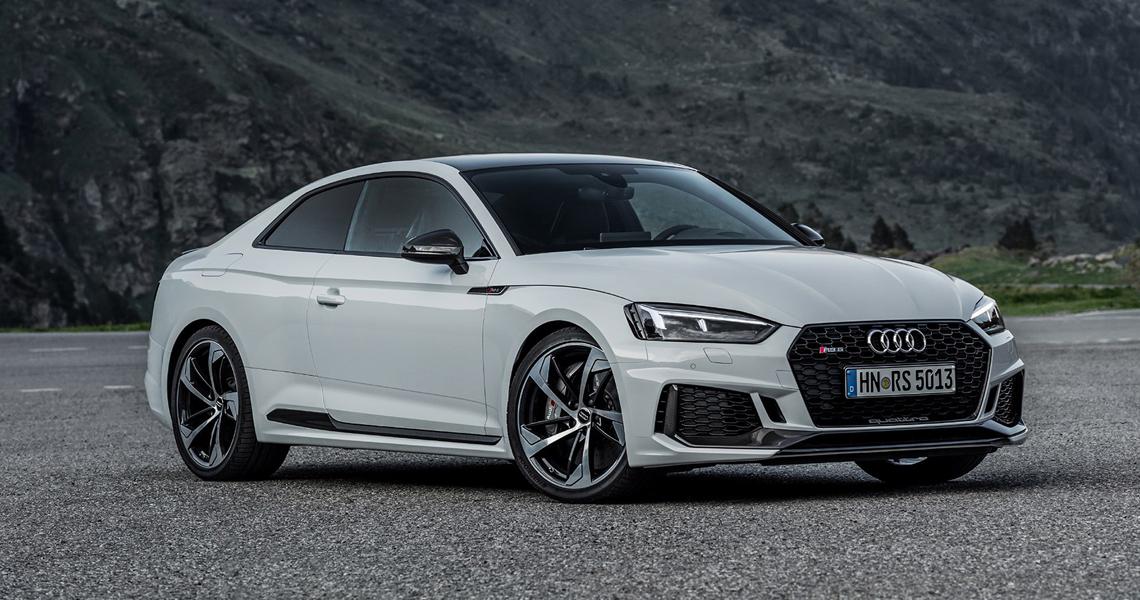 Wynajem Audi RS 5 Coupé Warszawa #1