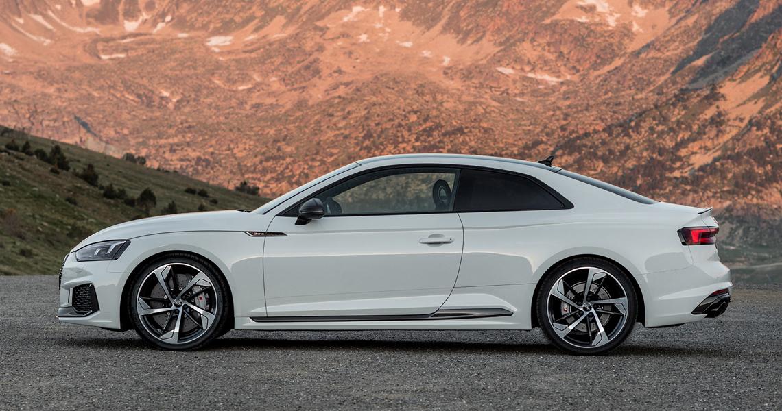 Wynajem Audi RS 5 Coupé Warszawa #2