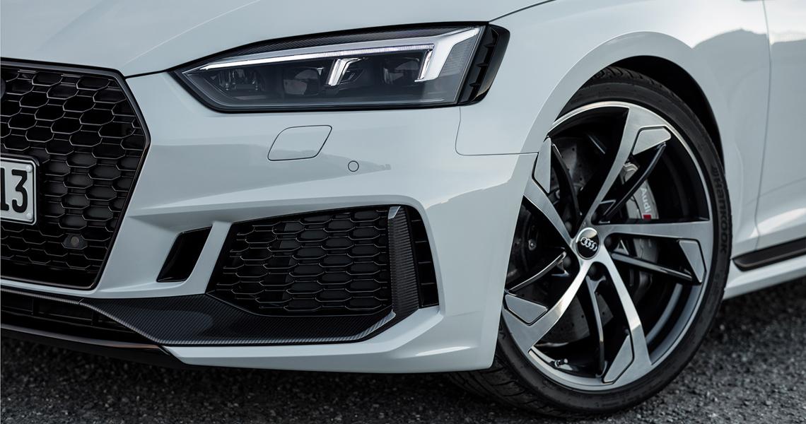 Wynajem Audi RS 5 Coupé Warszawa #3