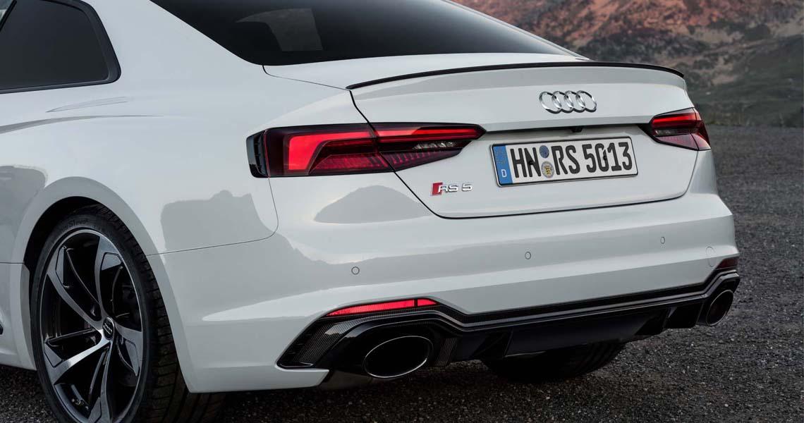 Wynajem Audi RS 5 Coupé Warszawa #4