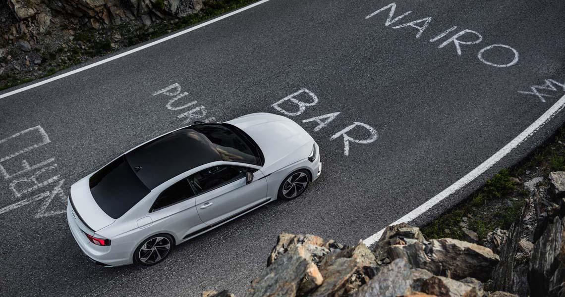 Wynajem Audi RS 5 Coupé Warszawa #5