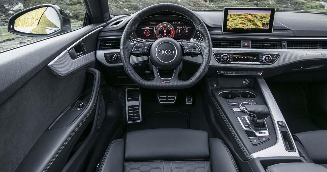 Wynajem Audi RS 5 Coupé Warszawa #6