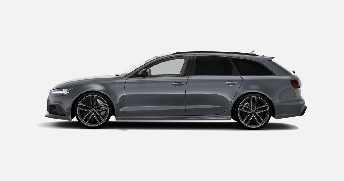 Audi RS6 Avant Warszawa #2