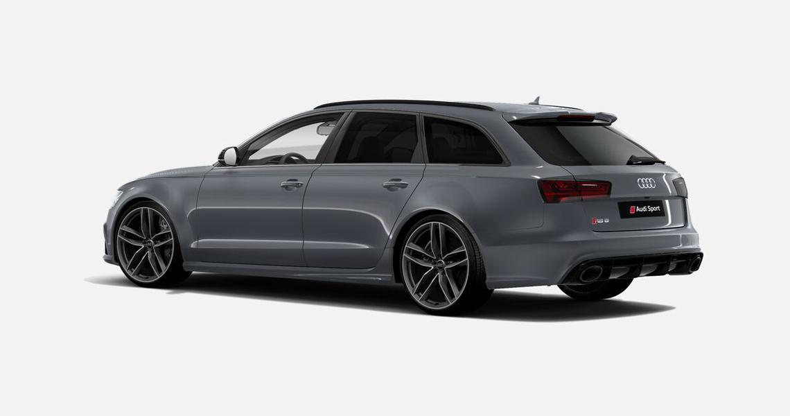 Audi RS6 Avant Warszawa #3