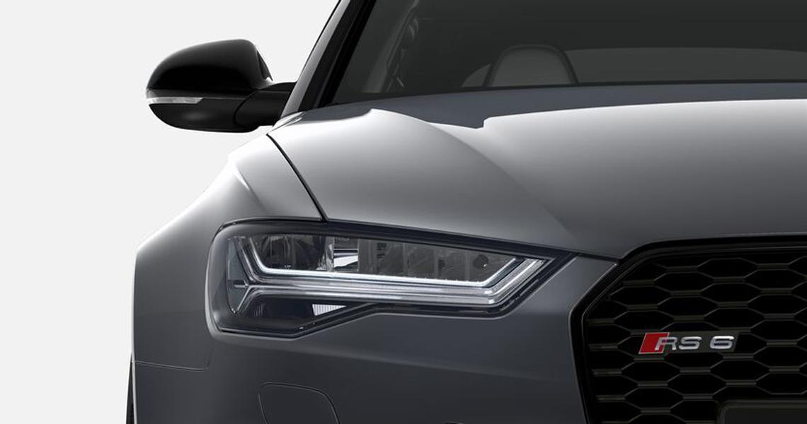 Audi RS6 Avant Warszawa #4
