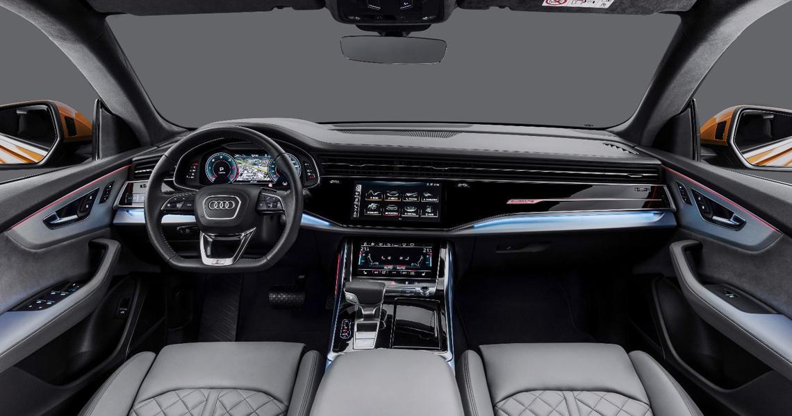 Audi Q8 Warszawa #8