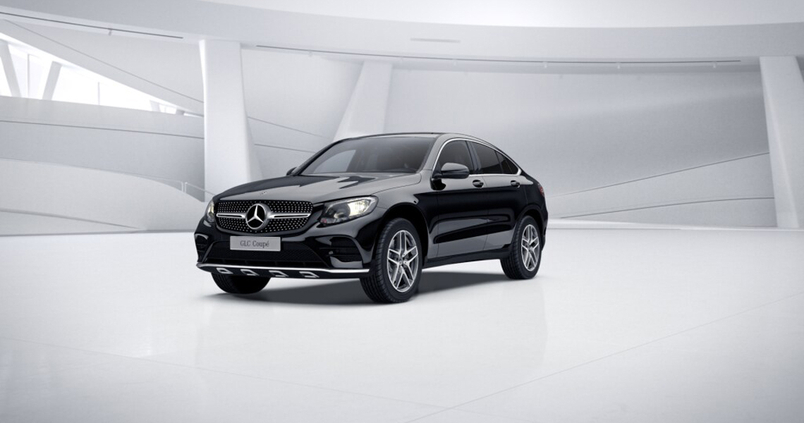 Mercedes GLC Coupe #1