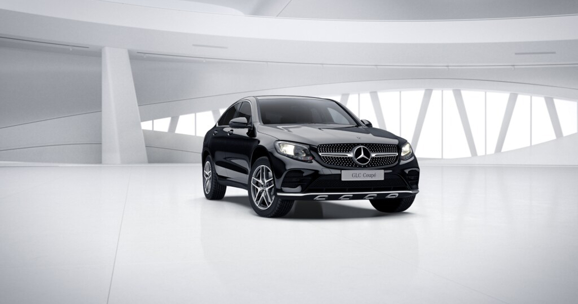 Mercedes GLC Coupe #2