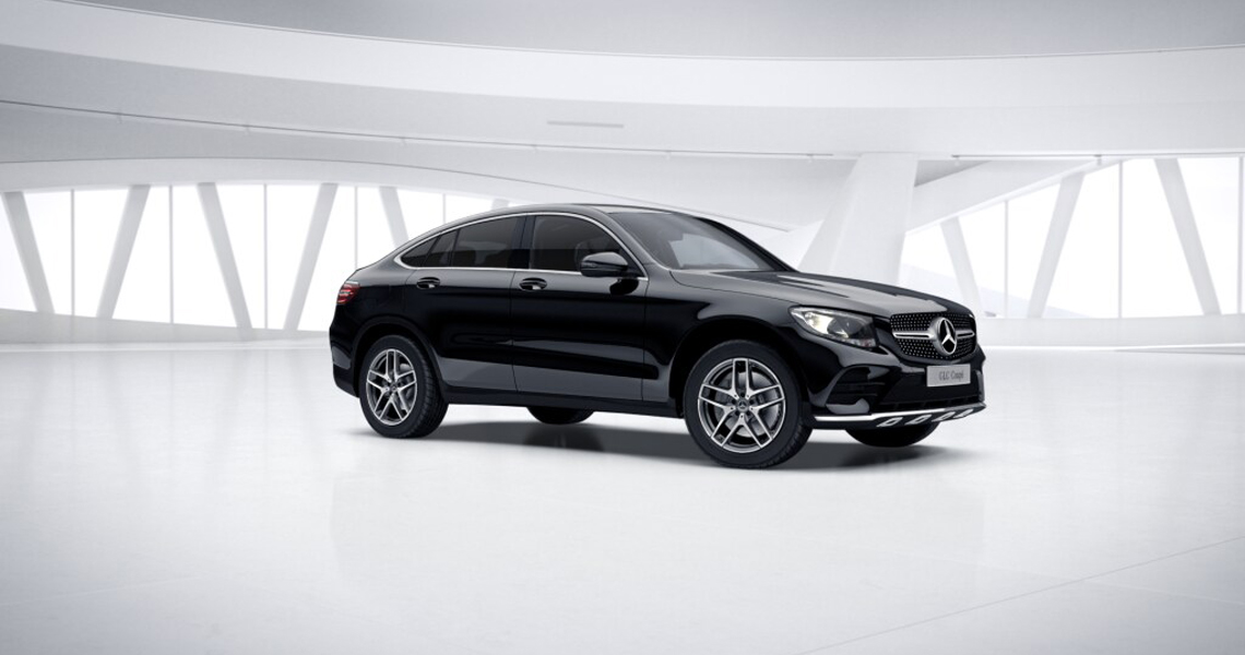 Mercedes GLC Coupe #3