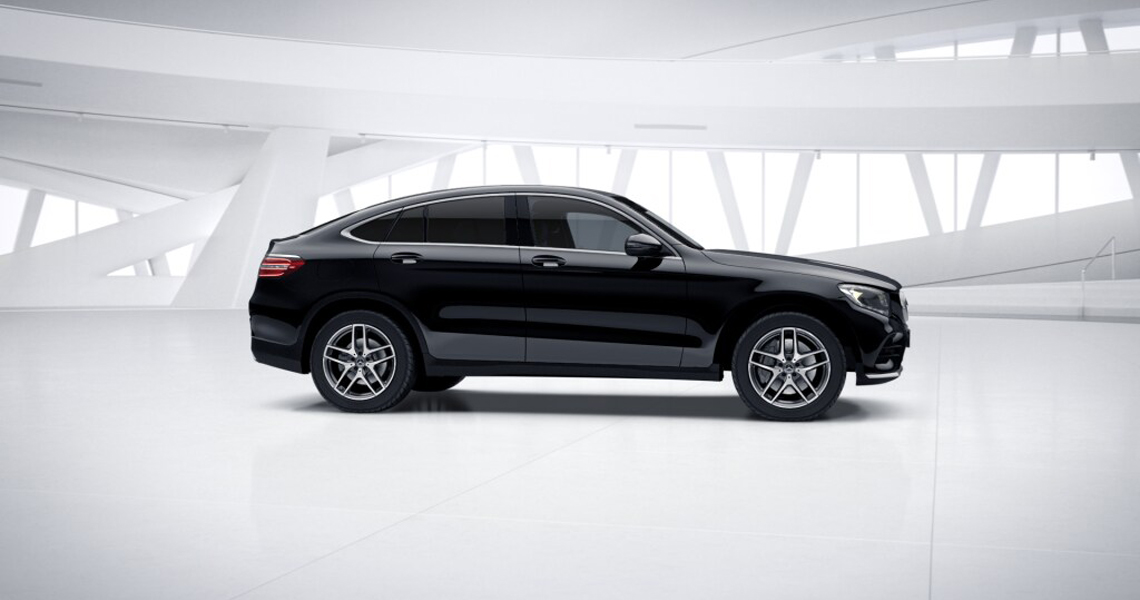 Mercedes GLC Coupe #4