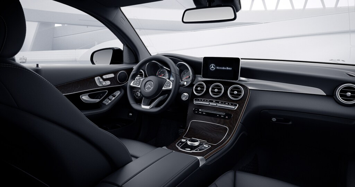 Mercedes GLC Coupe #8